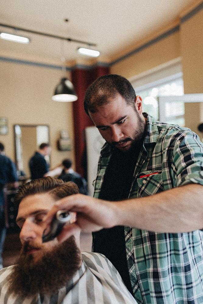 Shave Trim - Todi's Barbershop Berlin