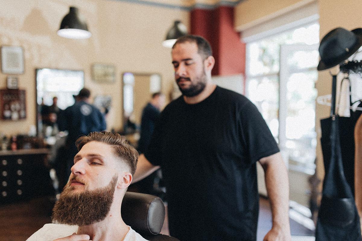 Beard Todi's Barbershop Berlin
