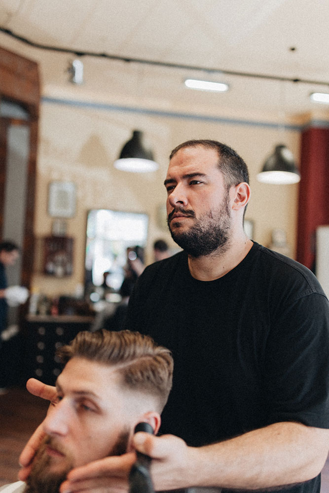 Traditional Shave / Shave Todi's barbershop