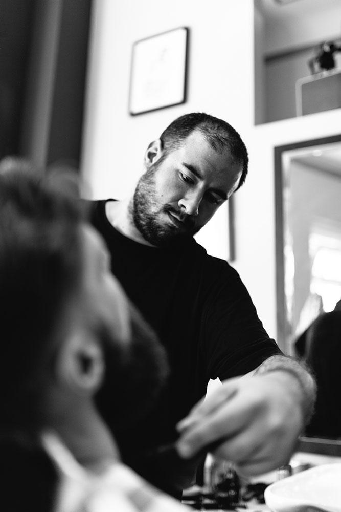 Shave Todi's barbershop
