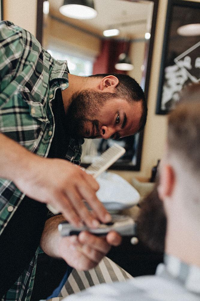 Beard Shave Todi's Barbershop Berlin