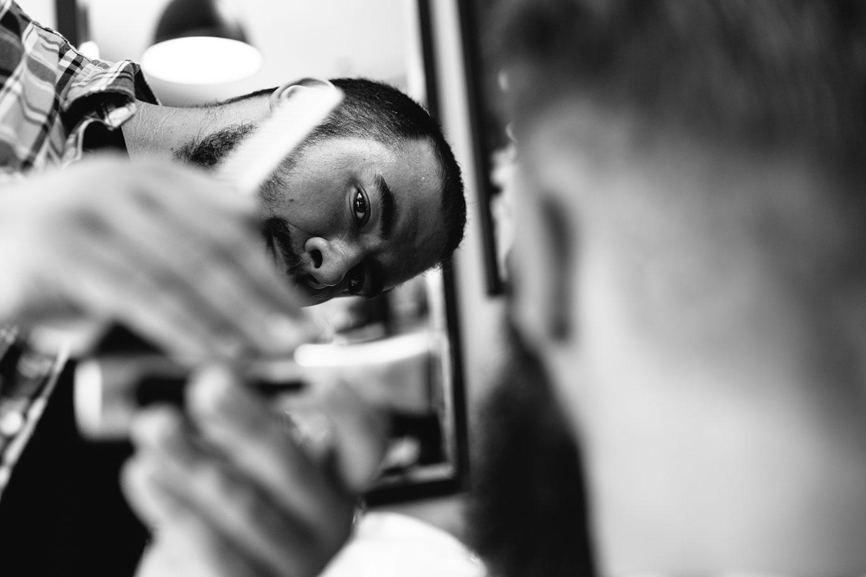 Beard and Shave Todi's barbershop